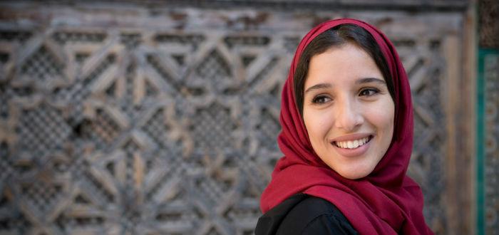 curiosities of Morocco, women