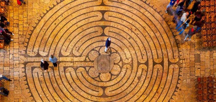 10 Real Difficult Labyrinths for awakened minds 8