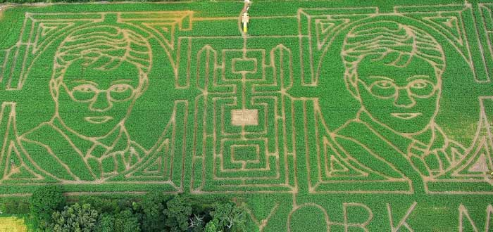 10 Real Difficult Labyrinths for awakened minds 2