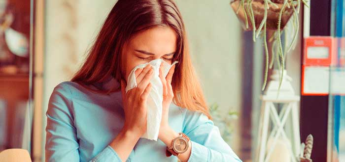 Do you know how to distinguish a cold from a flu? one