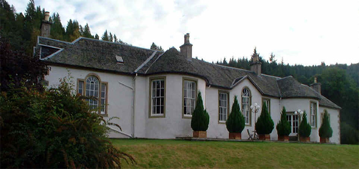 abandoned mansions, Mansion Boleskine