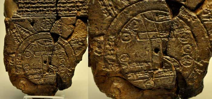 5 Ancient World Maps Bestiales