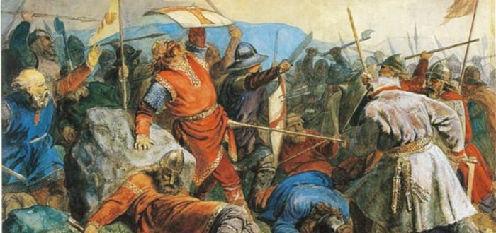 Viking battle rituals