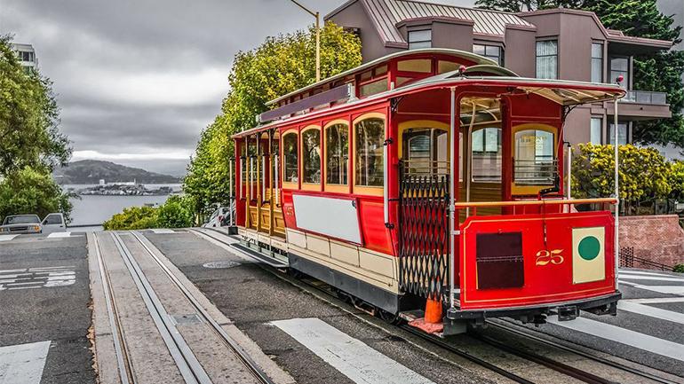 curiosities of San Francisco 1
