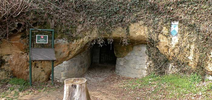 Tunnels Secrets 1