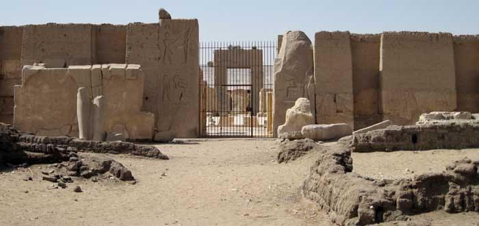 Cities of Ancient Egypt 4