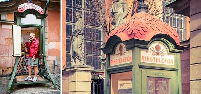 Curiosities of Stockholm