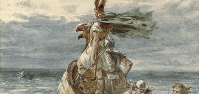 Vikings boat rituals