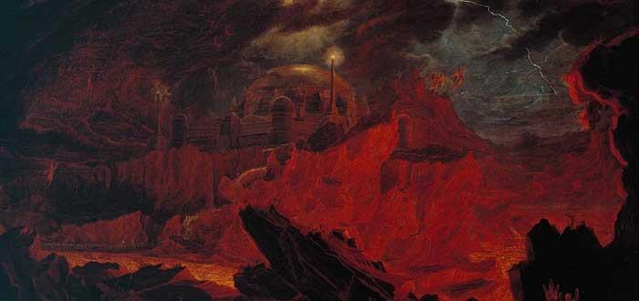 Helheim, the hell of Norse mythology