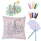 Pillow that you can color