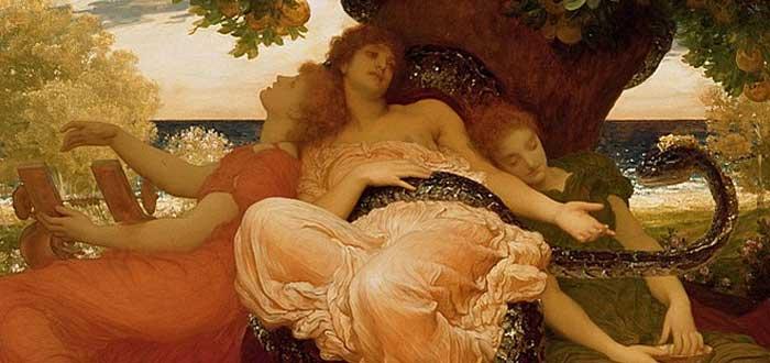 "Hesperos, the Greek god of ""the evening star"" 2"