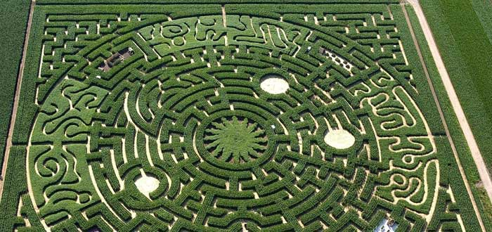 10 Real Difficult Labyrinths for awakened minds 6