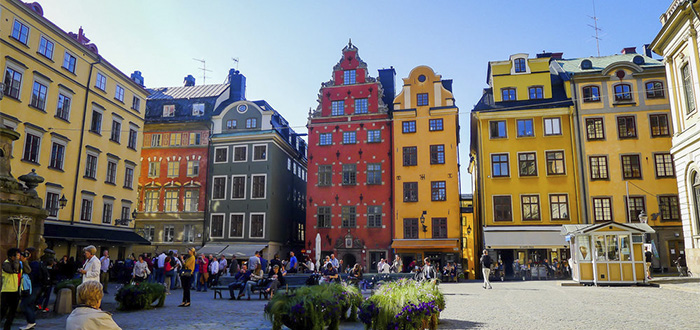 curiosities of Stockholm 1