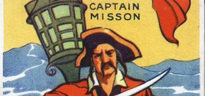 Captain Misson, the Pirate who could inspire the French Revolution