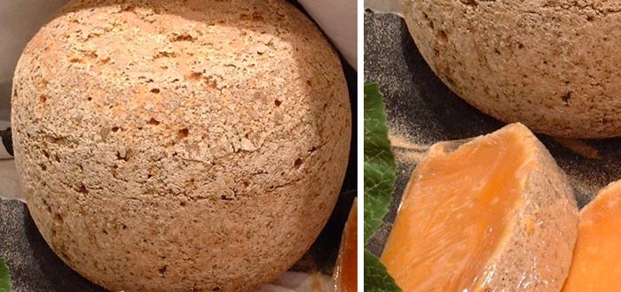 casu marzu, cheese with worms, mimolette