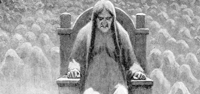 Helheim, the hell of Norse mythology 1