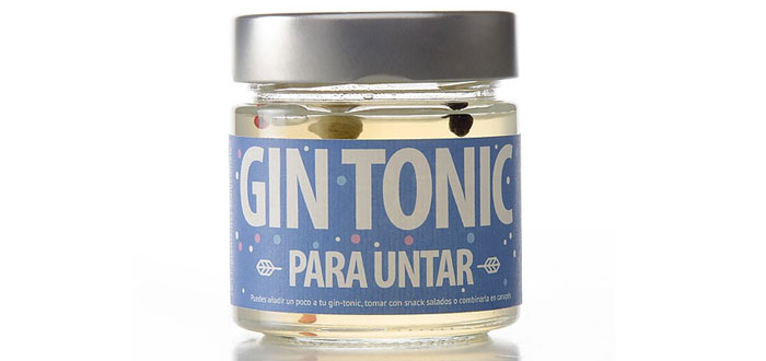 very curious gifts, gintonic jam