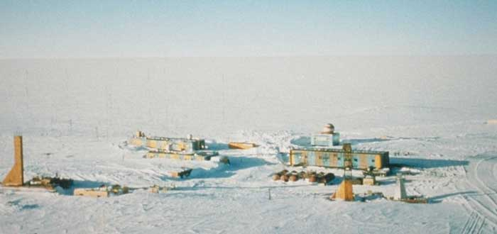 10 Curiosities of the mysterious Lake Vostok 2