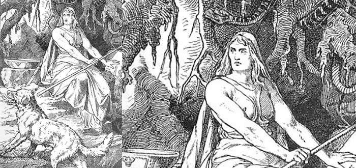 Helheim, the hell of Nordic mythology 3