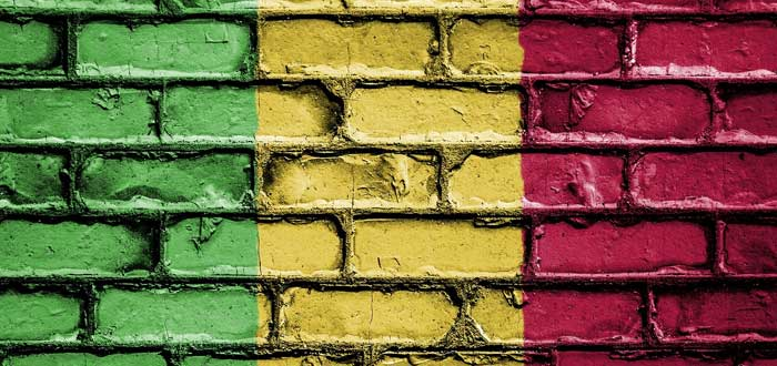 20 Curiosities of Mali. Discover more of this country, flag of Mali