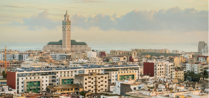 curiosities of Morocco, Casablanca