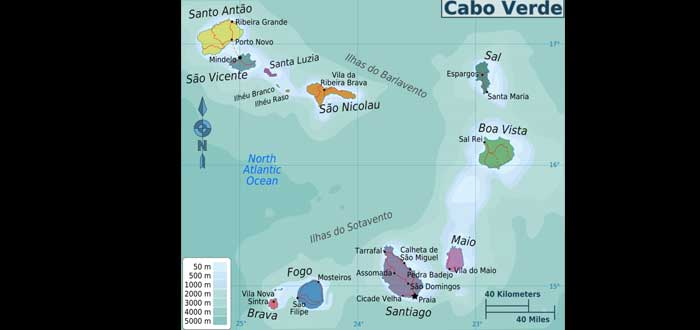 20 Curiosities of Cape Verde that will surprise you, Cape Verde Islands