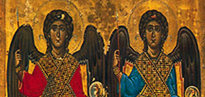 Names of angels, history of the angels