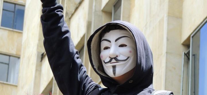 Mask Anonymous hood
