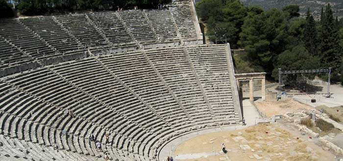 Origin of the Greek Theater