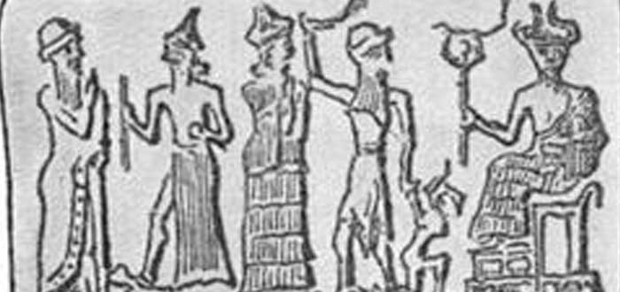5 Gods with horns. Why did they carry antlers? one