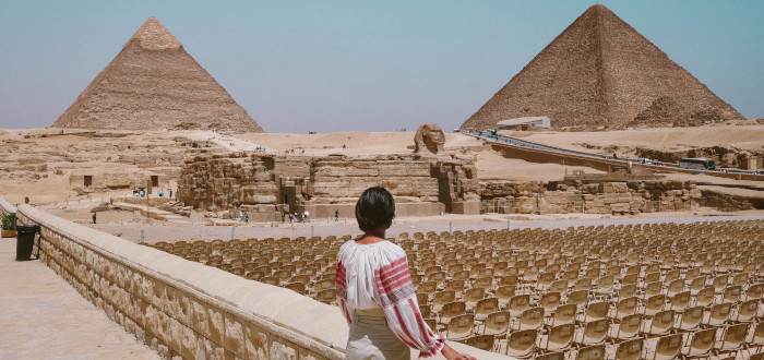 Science of Ancient Egypt pyramids