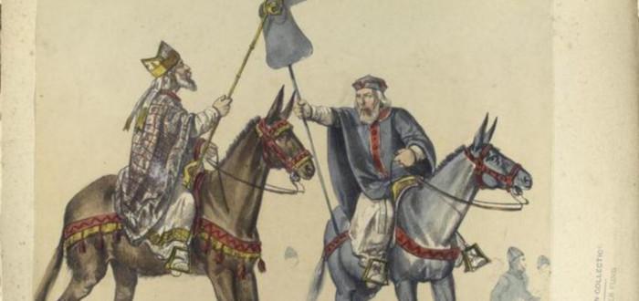 Battle of Las Navas de Tolosa Knights