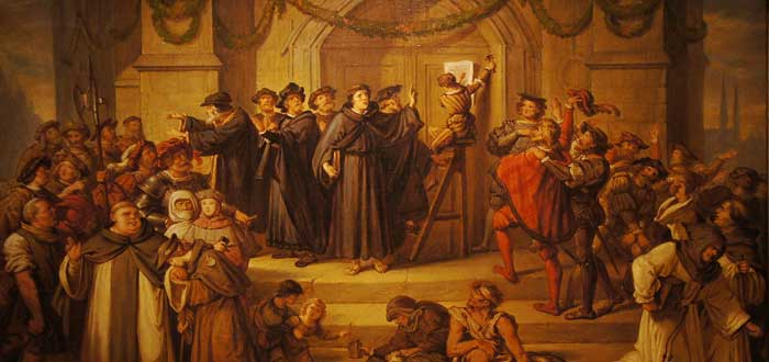 Who was Martin Luther 3