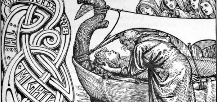 Gods Vikings balder