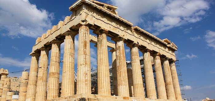 3 Myths of the goddess Athena