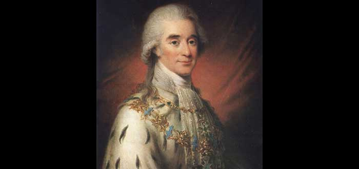 Axel de Fersen, the true love of Maria Antoinette 1