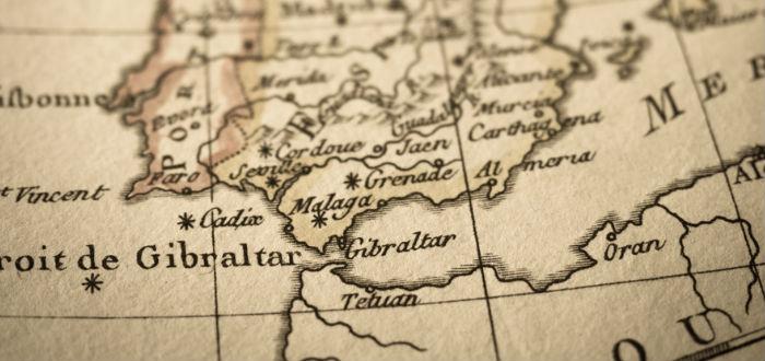 curiosities of Morocco, Strait of Gibraltar
