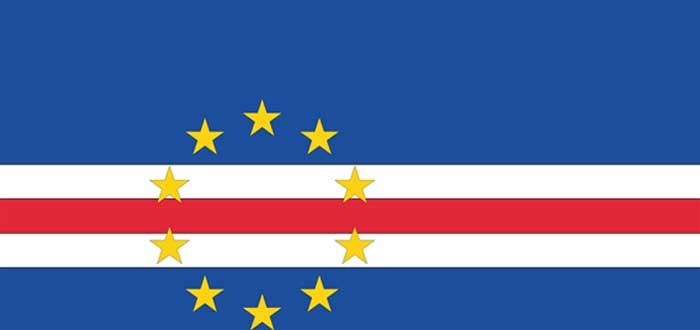20 Curiosities of Cape Verde that will surprise you, Cape Verde flag