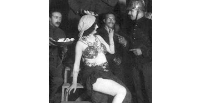 history of mata hari