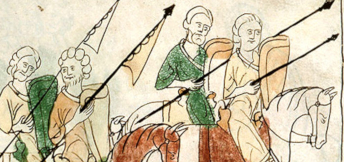 Battle of Las Navas de Tolosa cavalleros
