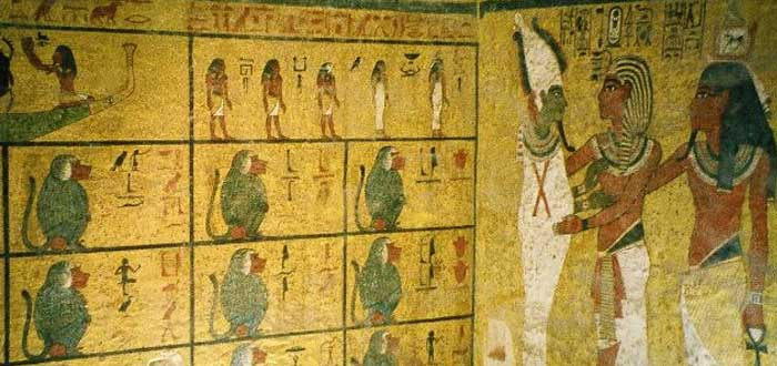 Who discovered the Tomb of Tutankhamun? 5