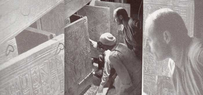 Who discovered the Tomb of Tutankhamun?