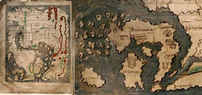 5 Ancient World Maps Bestials 5