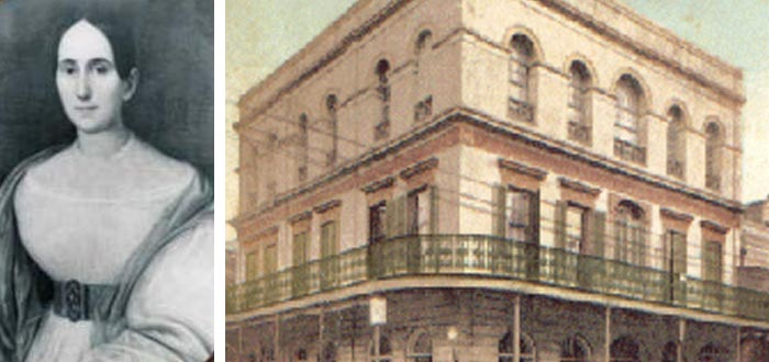 serial killers of the West, Lalaurie
