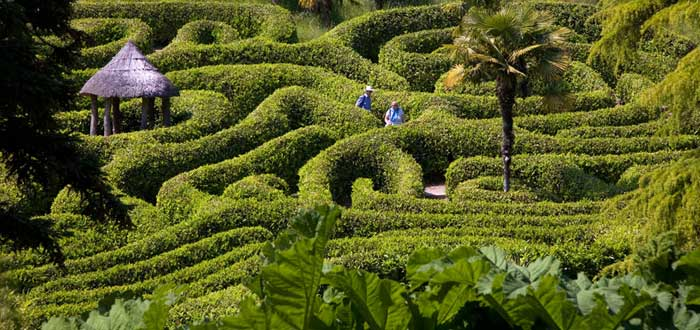 10 Real Difficult Labyrinths for Awakened Minds 7