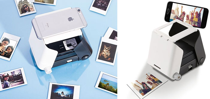 very curious gifts, digital photo printer