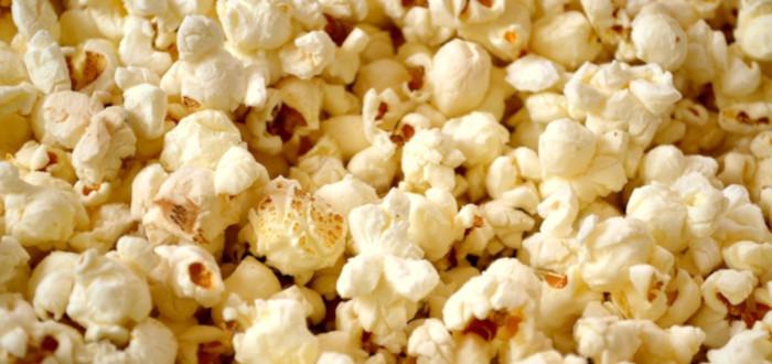 Cry Baby Lane popcorn