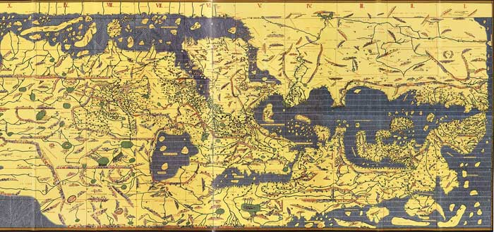 5 Ancient World Maps Bestials 3