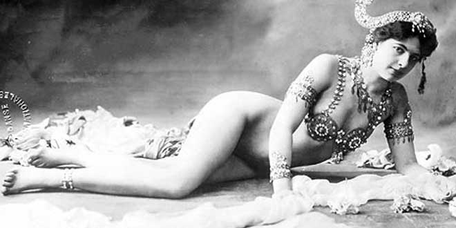 Who was Mata Hari 2