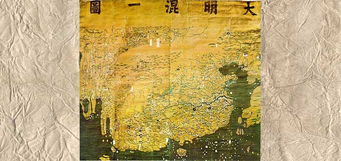5 Ancient World Maps Bestials 6
